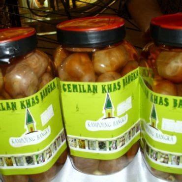 Manisan Kelubi Makanan Khas Bangka Camilancamilun