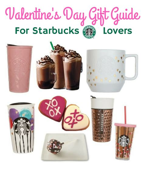 valentines day gifts 2017 starbucks valentine s day gift guide 2017 foodgressing