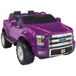 Power Wheels Truck At Walmart Fisher Price Power Wheels Ford F 150 12 Volt
