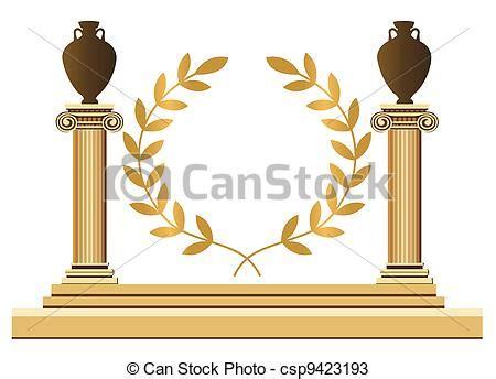 imagenes de simbolos griegos vectores de antig 252 edad griego s 237 mbolos antig 252 edad