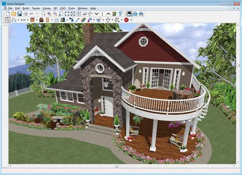 3d home design and landscape software home designer architectural