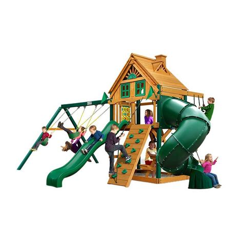 best place to buy swing set the 10 best wooden swing sets and playsets to buy in 2018