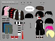 emo boy dress    games