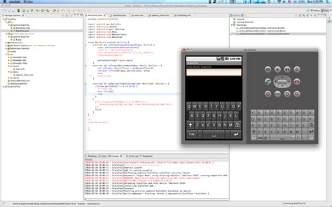 android eclipse android development with scala tiliman s weblog