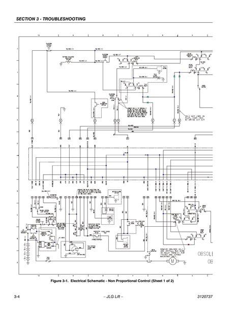 jlg wiring diagram jlg model wiring diagram snorkel