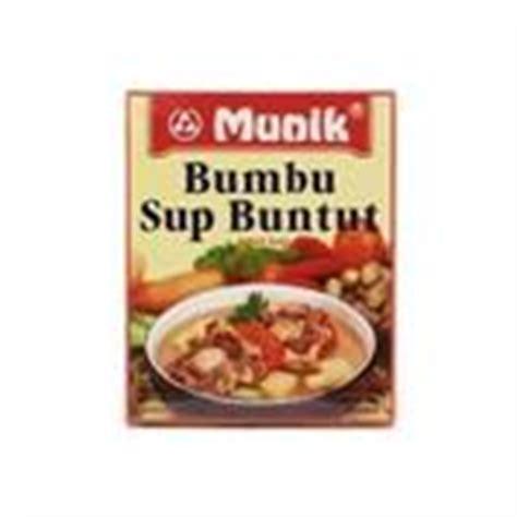 munik bumbu nasi hainan 180 gr bumbu sop buntut oxtail beef soup 180 gr by munik