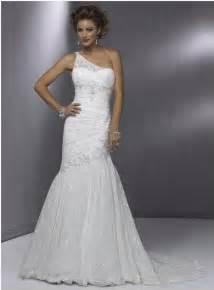 One Shoulder Wedding Dresses Stunning One Shoulder Wedding Dresses Top Wedding Websites