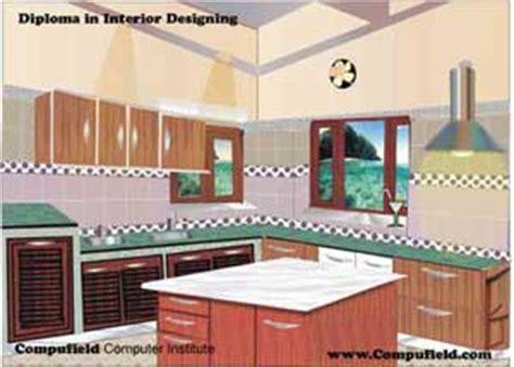 institute offer course in interior designing decoration