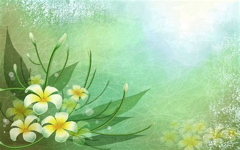 themes related to nature beautifully illustrated vector flower backgrounds
