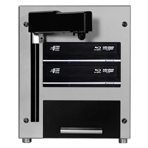 Cddvd Duplicator Vinpower Digital 1 11 Support Hdd Master the cube 2 automated robotic dvd cd duplicator 25 disc capacity 500gb hd ebay
