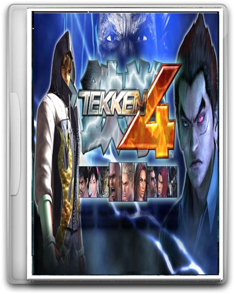 free download games for pc full version iso tekken 4 iso pc game full version free download sadamsoftx