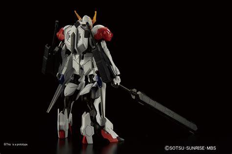 gundam barbatos iron blood orphans model kit