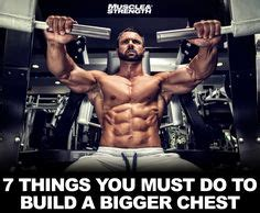 build chest without bench press bench press on pinterest muscle fitness powerlifting