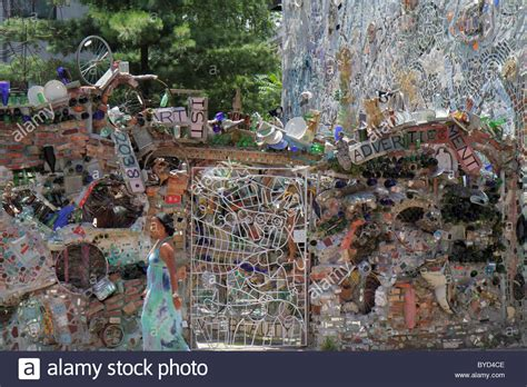 Mosaic Garden Philly by Philadelphia Pennsylvania South Philly South Magic