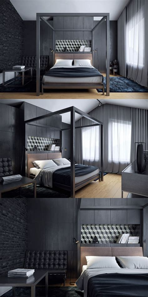 interior design inspiration photos by blue water home best 25 dark bedrooms ideas on pinterest