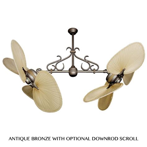 double fan ceiling fans make your home breezy with dual head ceiling fans