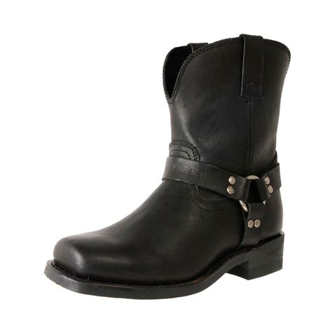 cheap leather biker boots new jenny reb women s leather oil resistant ankle