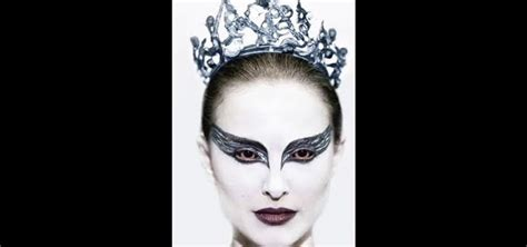 how to create natalie portman s scary beautiful quot black