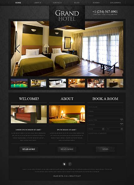 theme wordpress free hotel 25 best hotel wordpress themes with incredible design and