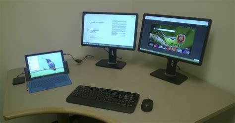 La Station Pour La Microsoft Surface Pro 3 Un