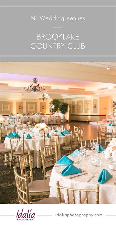 intimate wedding venues in central nj brooklake country club florham park nj
