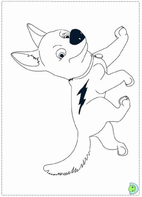 coloring pages of bolt the bolt coloring pages for coloring home