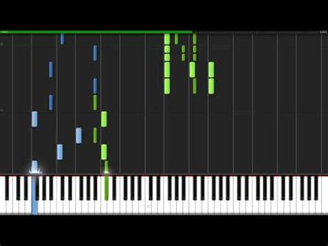 piano tutorial unity five nights at freddy s song piano tutorial sheet