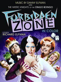 danny elfman forbidden zone soundtrack 166 best danny elfman images film posters good movies