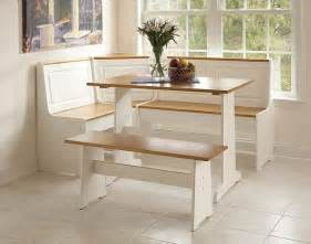 white breakfast nook corner nook set in white natural finish contemporary dining sets by shopladder