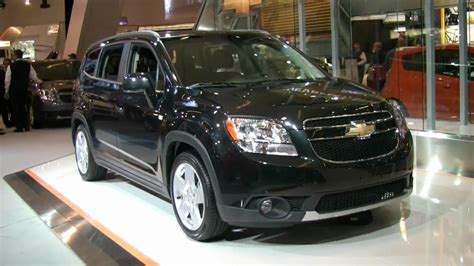 car upholstery montreal 2012 chevrolet orlando ltz exterior and interior at 2012