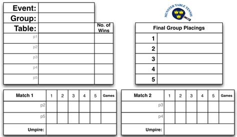 table tennis tournament template table tennis tournament template brokeasshome