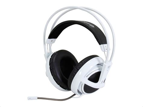 Headset Steelseries Siberia V2 White refurbished steelseries siberia v2 3 5mm connector