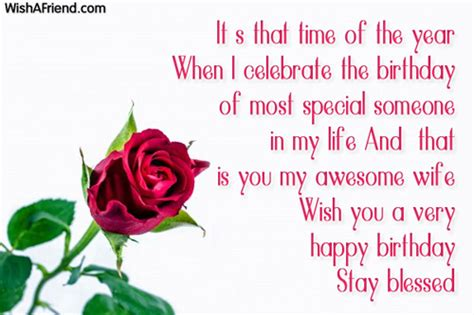 Last Person To Wish You Happy Birthday Birthday Wishes For Wife Page 3