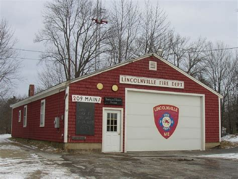 Camden Maine Town Office by Lincolnville Maine An Encyclopedia