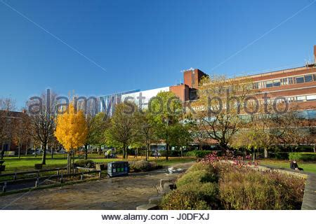 Of Manchester Mba Singapore by The Business School Student Hub Building Part Of The