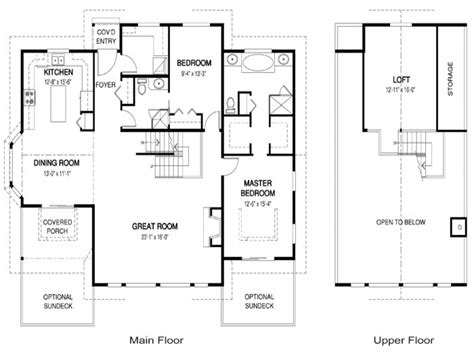 Open Floor House Plans With Loft Open Concept Kitchen And Family Room Open Concept House Plan Open Floor House Plans With Loft