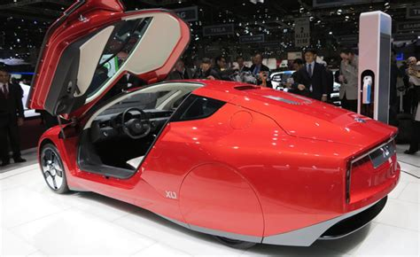 Volkswagen XL1 Based Sports Car may use Ducati Power