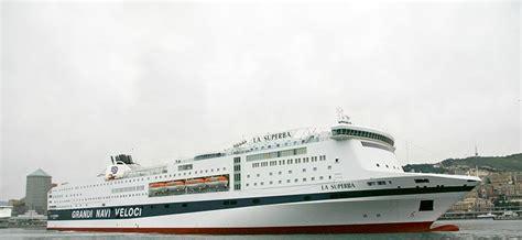 la suprema grandi navi veloci traghetti grandi navi veloci prenota on line con