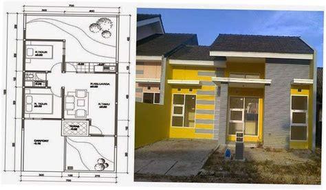 contoh desain rumah homestay homemade ftempo