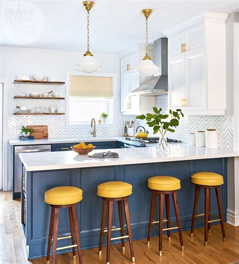 Bistro Style Kitchen by A Playful And Charming Bistro Style Kitchen Style At Home