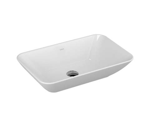 countertop bathroom basins vitra options geo rectangular countertop basin uk bathrooms