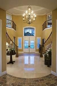 design your own home toll brothers foyer opens to marble stair with t shape