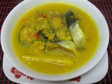 ikan patin masak tempoyak pahang
