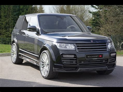 mansory range rover mansory range rover vogue 2013 car wallpapers 02