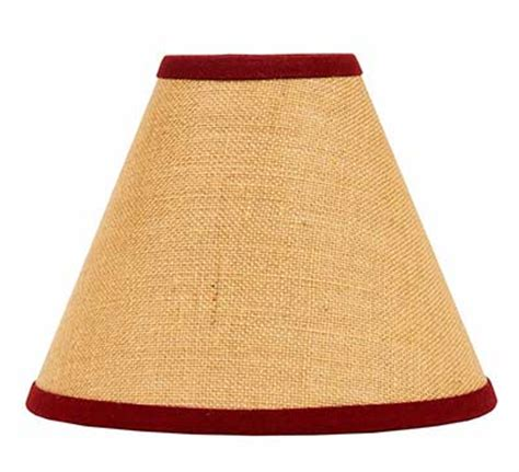 12 inch burlap l shade by raghu the patch