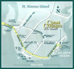 coast cottages at st simons island real estate