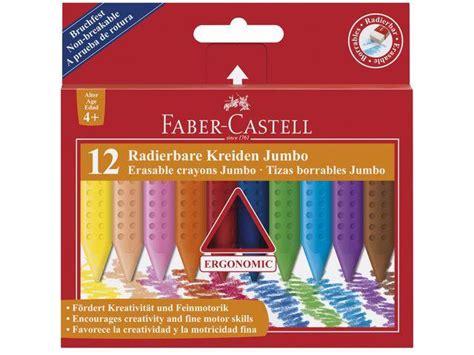 faber castell bank plastkrita faber castell trekantig 12 fp
