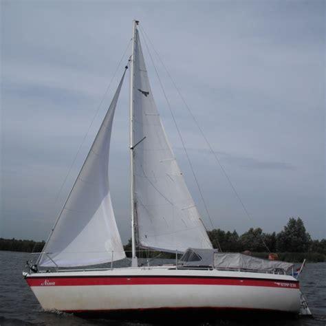 compromis kajuitzeilboot compromis 720 kajuit zeilboot joure botentehuur nl