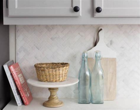 11 45sf carrara herringbone free ship marble mosaic tile