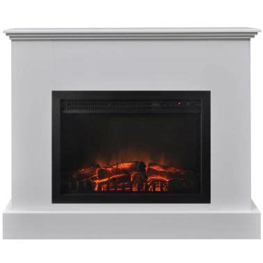 electric fireplace and mantel uk electric fireplace mantel vidaxl co uk